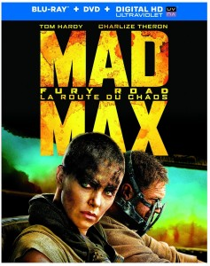 mad max fury road blu ray