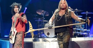 Last Kick at the Can for Motley Crue