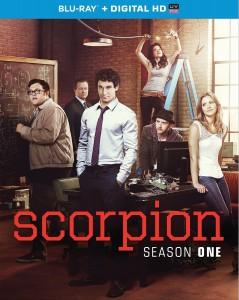 scorpion season one