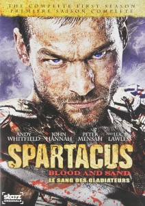 spartacus blood and sand season one