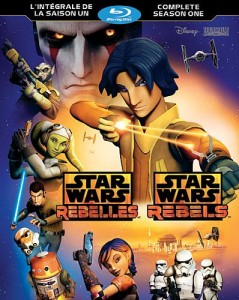 Star Wars Rebels: Complete Season One – Blu-ray Edition