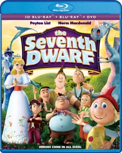 The Seventh Dwarf 3D – Blu-ray/DVD Combo Edition