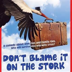 Don't Blame it On the Stork at the Leonardo da Vinci Centre