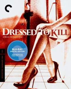 dressed to kill blu ray