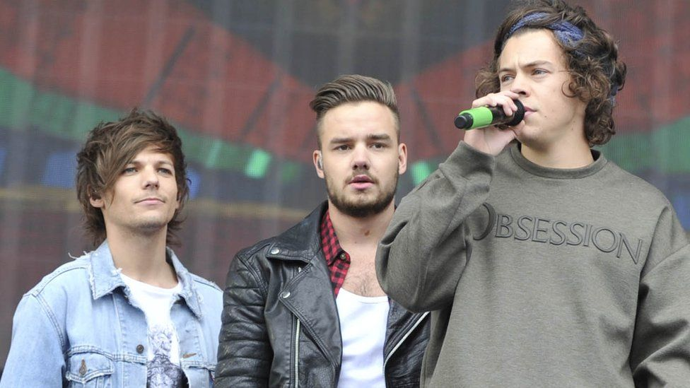 And Then There Were Four – One Direction Live – OrcaSound