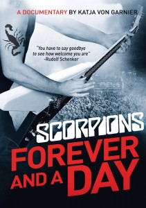 scorpions forever and a day giveaway