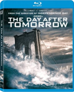 the day after tomorrow blu ray