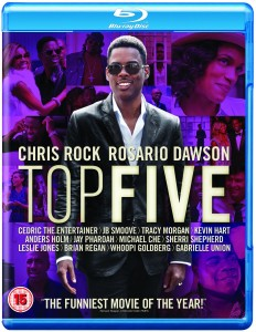 top five blu ray