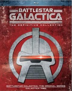 battlestar galactica the definitive collection