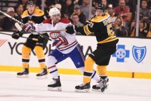 montreal canadiens vs boston bruins oct 10 20153