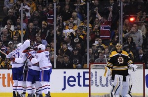 montreal canadiens vs boston bruins oct 10 20154