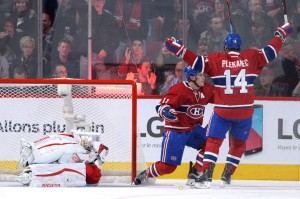 montreal canadiens vs detroit red wings