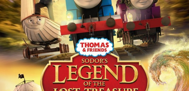 thomas and friends sodors legend of the lost treasure