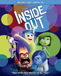 Inside Out – Blu-ray/DVD Combo Edition