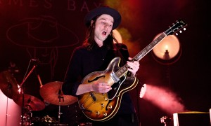 Lots of Music Fans' Favourite New Singer – James Bay