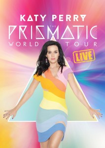 Katy Perry: The Prismatic World Tour – Blu-ray Edition