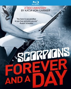 Scorpions: Forever and a Day – Blu-ray Edition