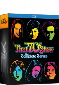 That 70's Show: The Complete Series – Blu-ray Edition