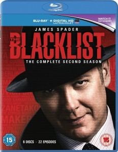 the blacklist season two