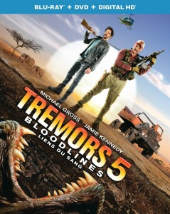 Tremors 5: Bloodlines – Blu-ray/DVD Combo Edition