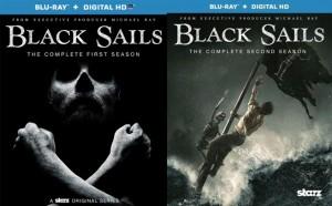 black sails season 1 and 2