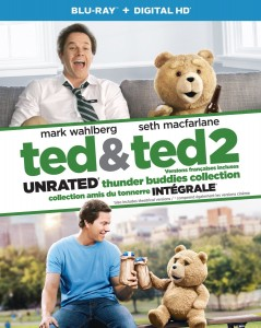 Ted & Ted 2 – Blu-ray Edition