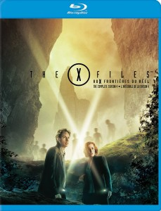 the xfiles the complete fourth season