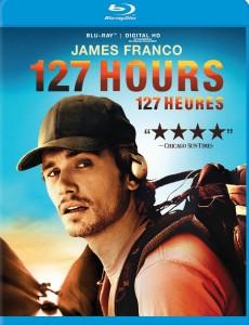 127 hours blu ray