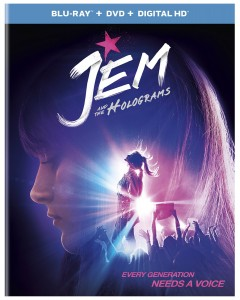 jem and the holograms blu ray
