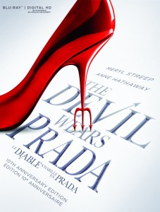 the devil wears prada blu ray