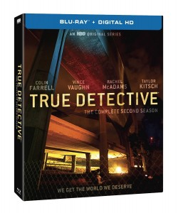 true detective the complete second season