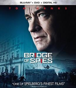 bridge of spies blu ray