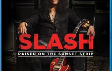 slash raised on the sunset strip