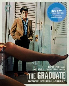 the graduate special edition blu ray