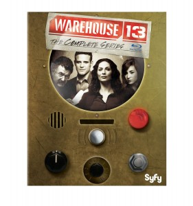 warehouse 13 the complete series