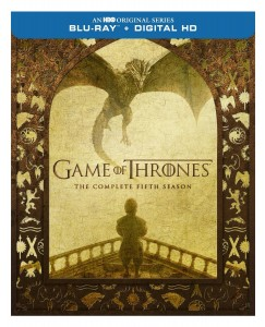 Game of Thrones: The Complete Fifth Season – Blu-ray Edition