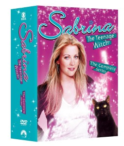 sabrina the teenage witch the complete series