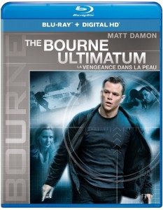 the bourne ultimatum blu ray