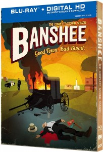 banshee season two