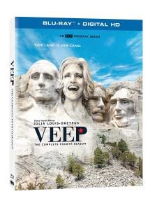 veep the complete fourth season