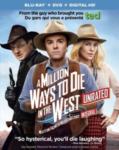 a million ways to die in the west unrated