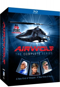 Airwolf: The Complete Series – Blu-ray Edition