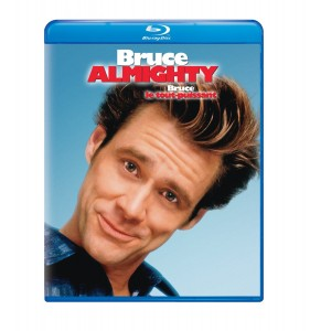 bruce almighty blu ray edition