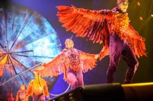 cirque du soleil luzia preview