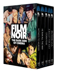 Film Noir: The Dark Side – Blu-ray Edition