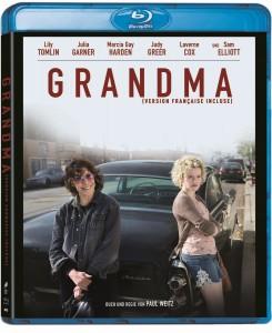 grandma blu ray