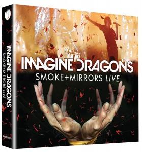 imagine dragon smoke and mirrors live