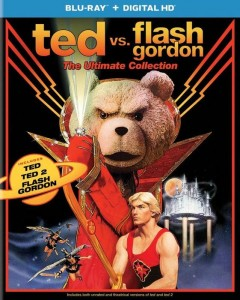 Ted vs. Flash Gordon: The Ultimate Collection – Blu-ray Edition