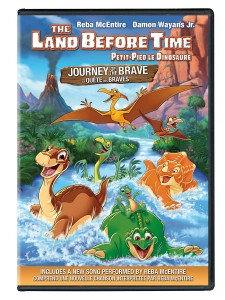 the land before time journey of the brave