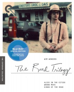 wim wenders the road trilogy